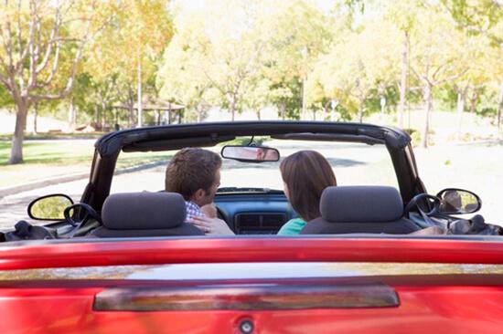 Reizen met escorts hoog aanzien in de auto
