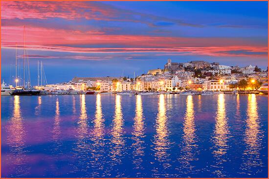 Ibiza luksus ledsagere.
