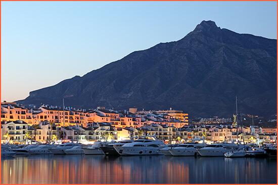 Marbella luksusa eskortu.