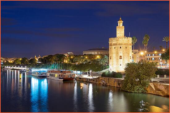 Sevilla luksusa eskortu.