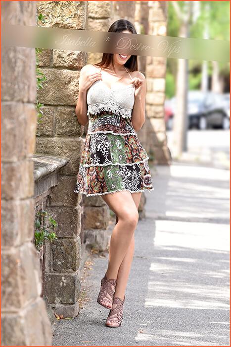 Isabella model escort.