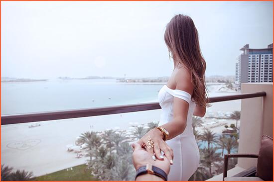 Luxus escortok a szállodában