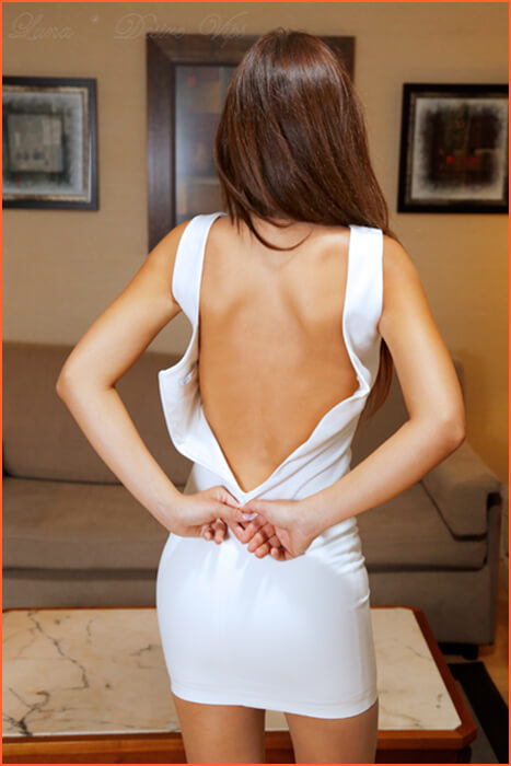 Mond Spanisch Escort in Madrid.