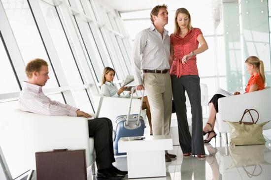 Viaggiare con accompagnatori di alto standing