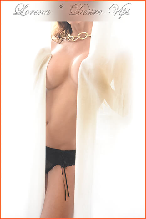 Lorena Spanish escort in Barcelona.