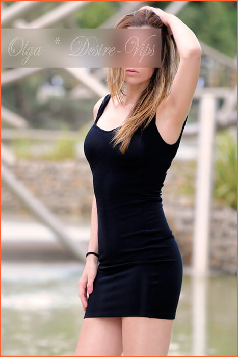 Young girl Olga university escort.