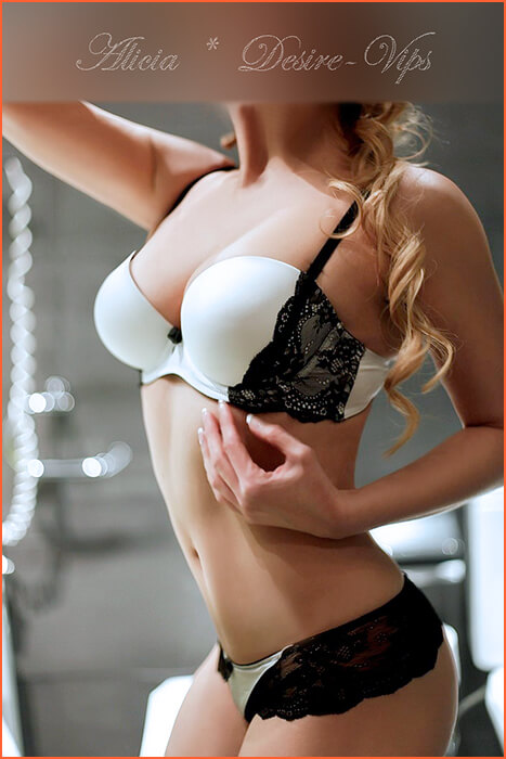 Alice een Spaanse escort in Madrid.