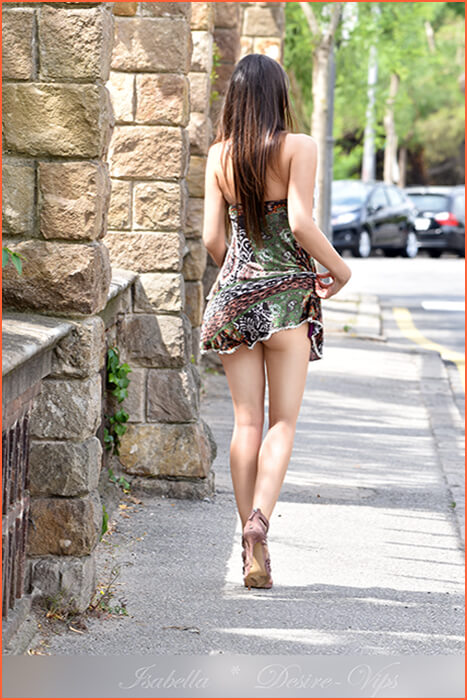 Isabella escort italiana a Madrid.