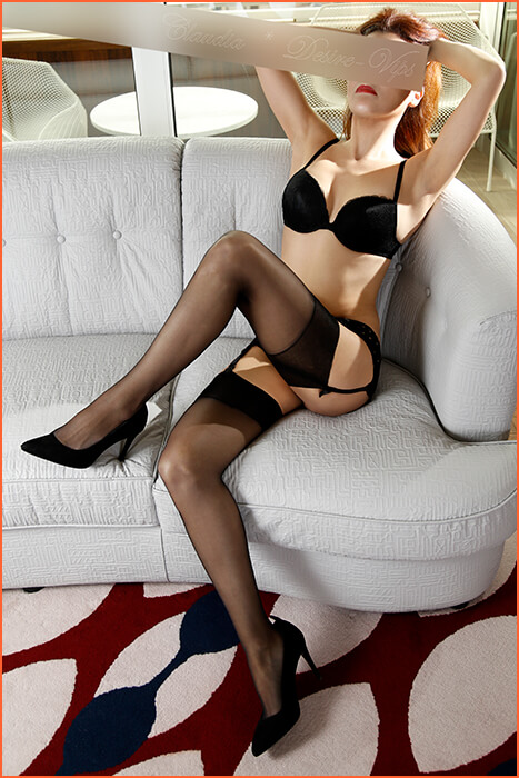 Spansk escort og model Claudia i Andalusien.