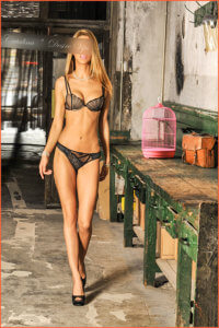 Catalina one of the thinnest escorts