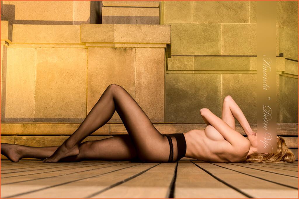 阿曼達非常漂亮的模特。