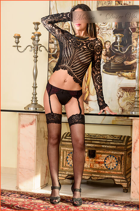 Melissa escort of high standing with attitude GFE.