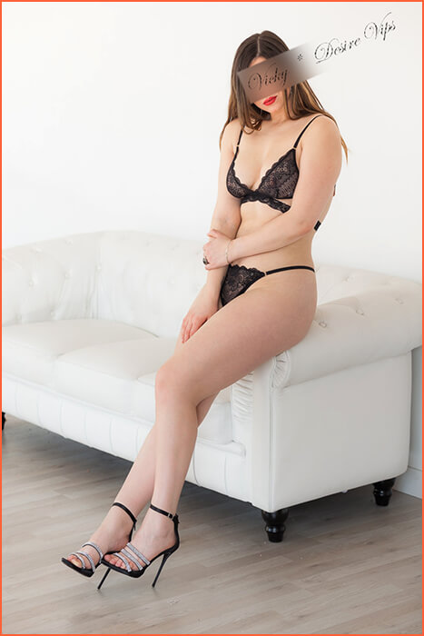 Escorts GFE de Madrid