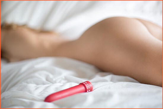 Massage and erotic toys