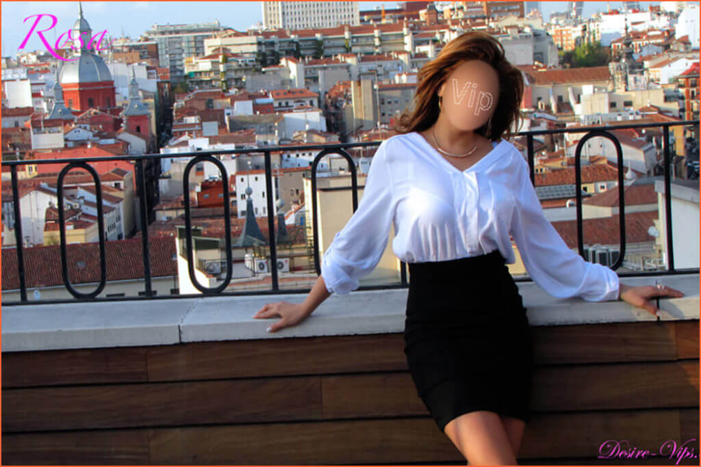 Lady luxury escort sa Madrid