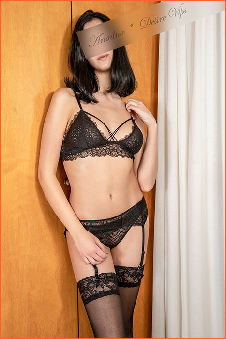 Modelo escort bisexual