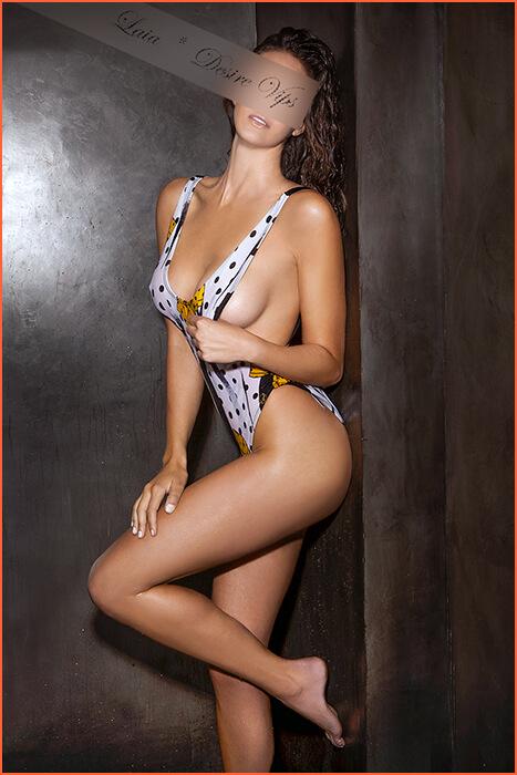 Spaans escorts model