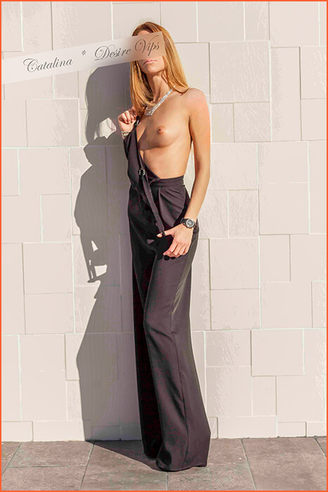 Luxury model at escort sa Barcelona
